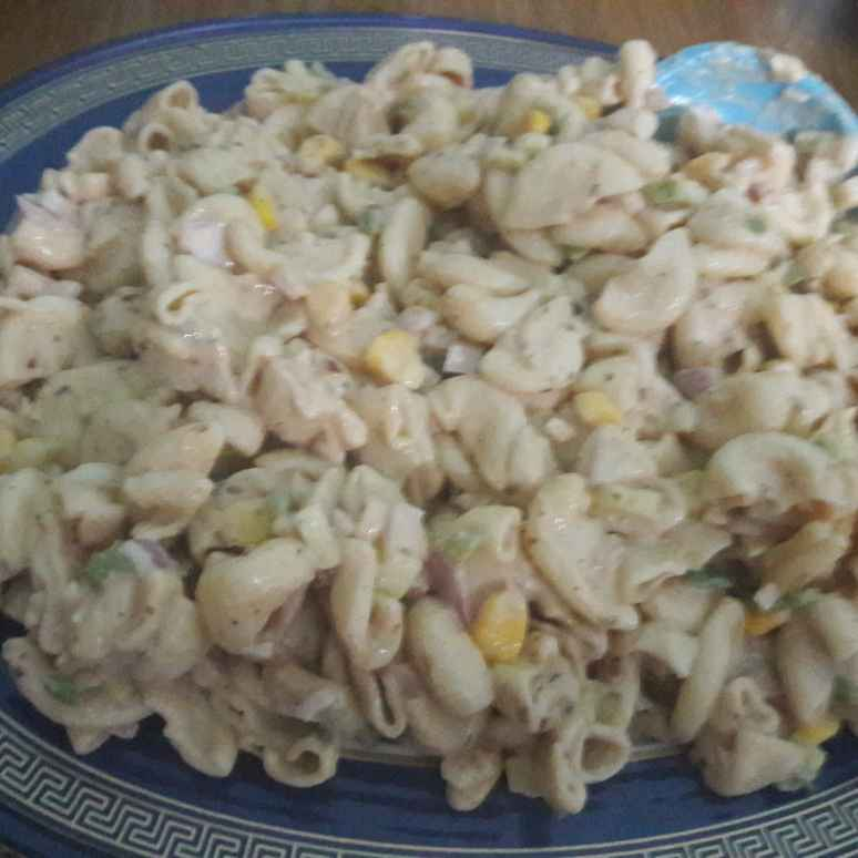 Photo of Macroni salad by Geeta Khurana at BetterButter