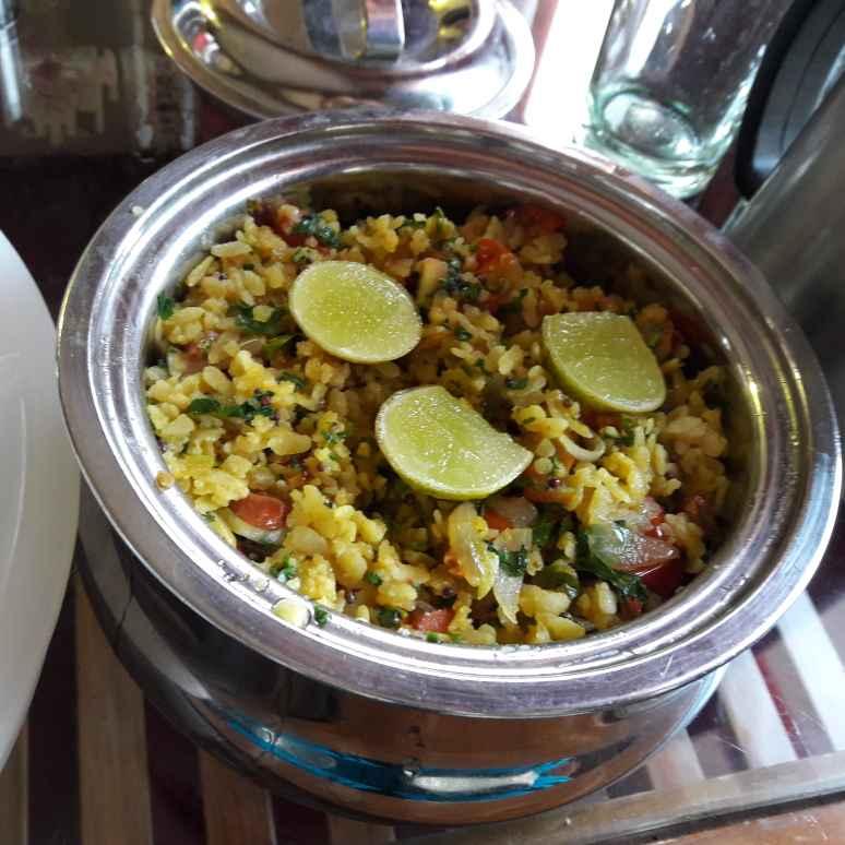 How to make Veggie poha