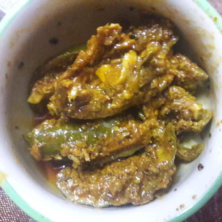 Photo of Aam ka khhata mitha aachar by Geeta Khurana at BetterButter