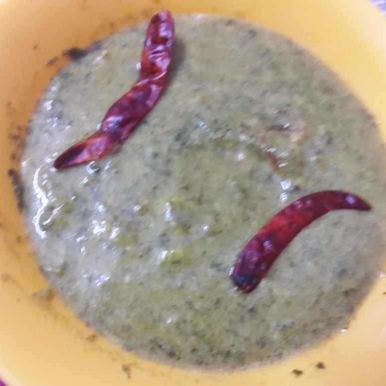 Photo of Hari bhari chutney by Geeta Khurana at BetterButter
