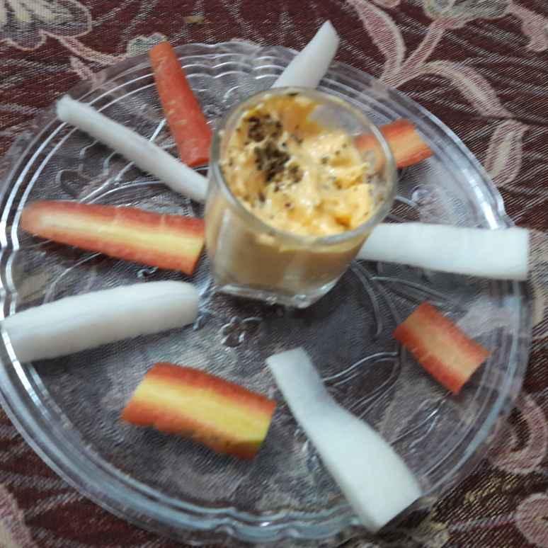 Photo of Mustard sauce dip by Geeta Khurana at BetterButter