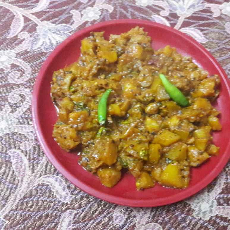 Photo of Masala aalu shalgam by Geeta Khurana at BetterButter