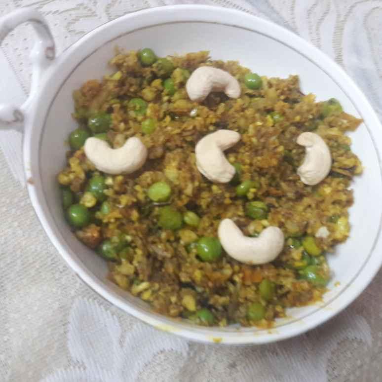 Photo of Shahi gobhi matar keema by Geeta Khurana at BetterButter