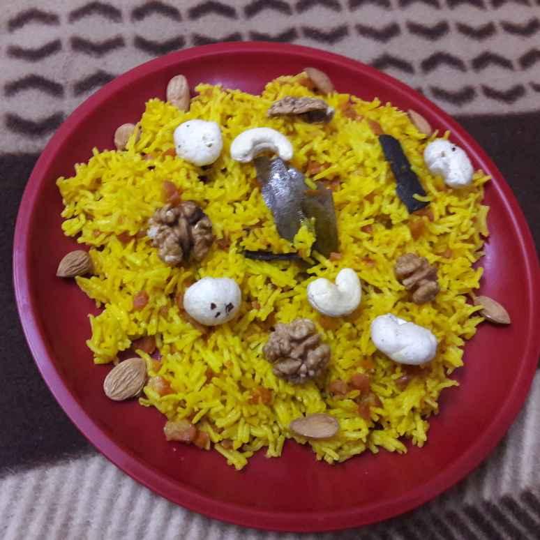 Photo of Carrot jarda by Geeta Khurana at BetterButter