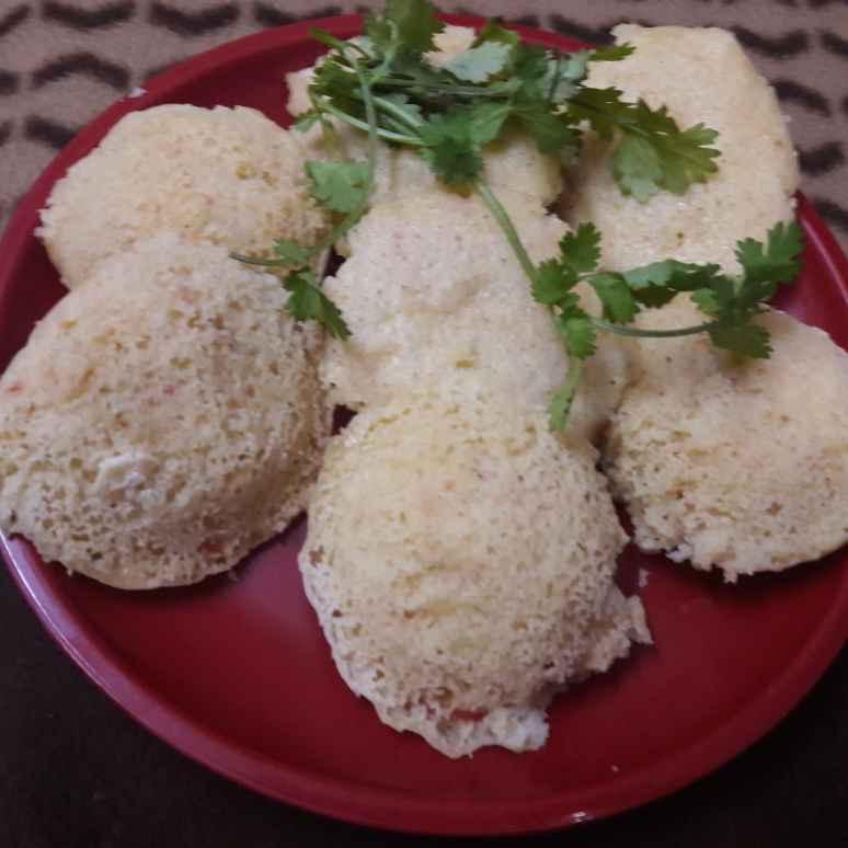 Photo of Carrot idli by Geeta Khurana at BetterButter