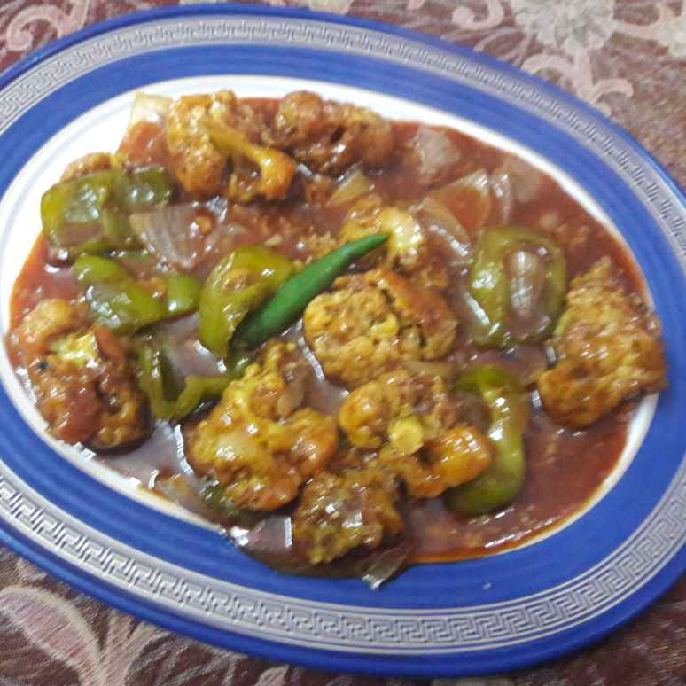 Photo of Honey chilly gobhi by Geeta Khurana at BetterButter