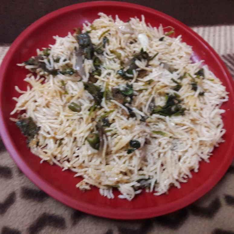 Photo of Methi pulav by Geeta Khurana at BetterButter