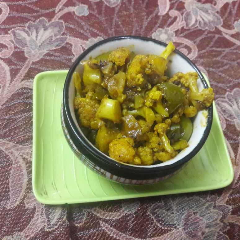 How to make Achari gobhi