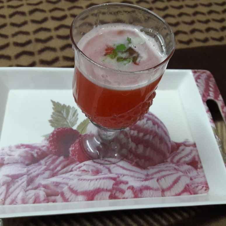 Photo of Gajar tamatar ka juice by Geeta Khurana at BetterButter
