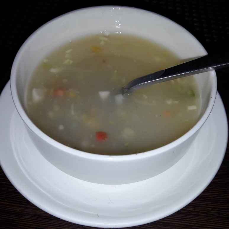 How to make Clear Vegetable Soup.