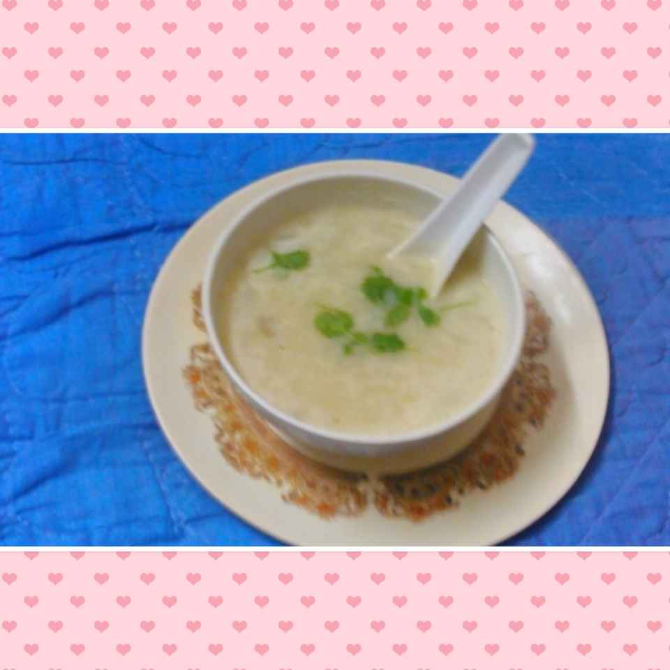 Photo of Cream of Mushroom Soup by Geeta Khurana at BetterButter