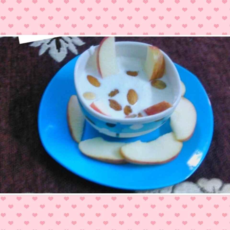 Photo of Apple kheer by Geeta Khurana at BetterButter