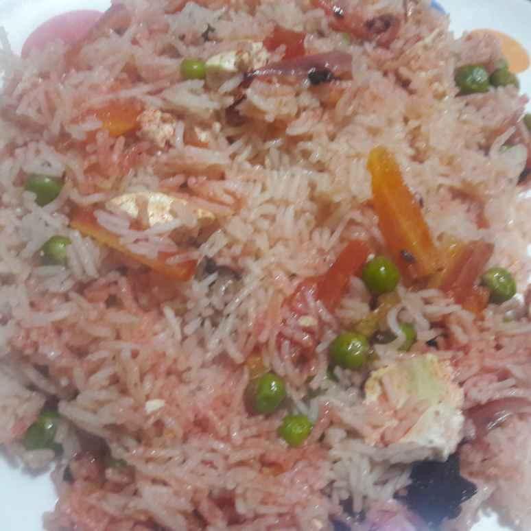 Photo of Mix veg pulao by Geeta Khurana at BetterButter