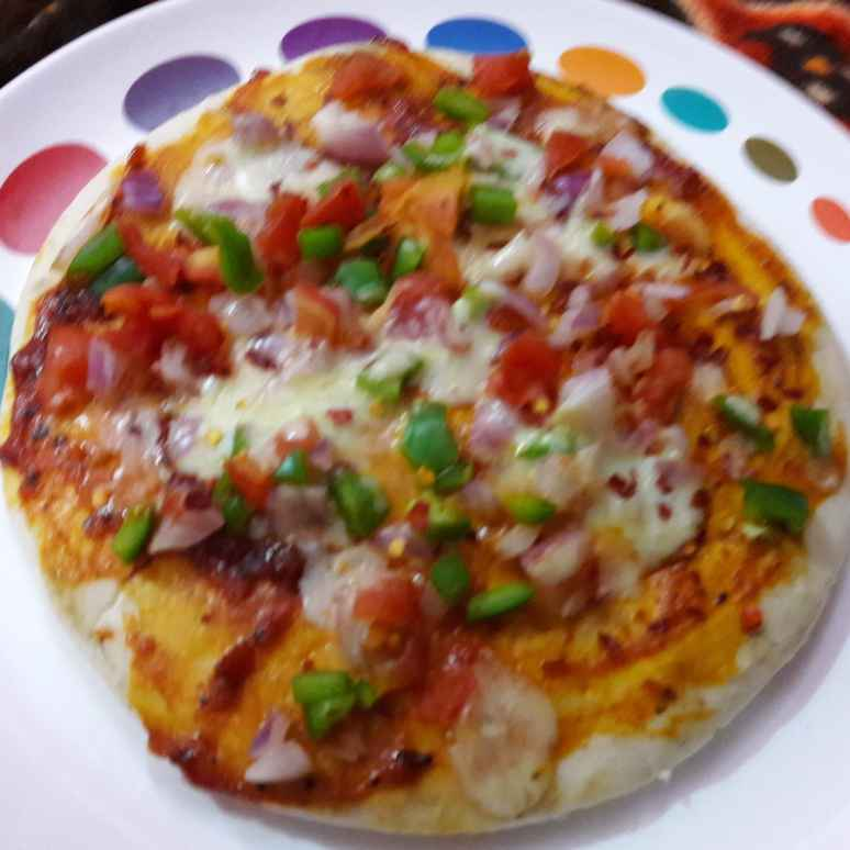 Photo of Pan pizza  by Geeta Khurana at BetterButter