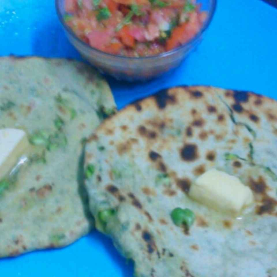 Photo of Matar kulcha by Geeta Khurana at BetterButter