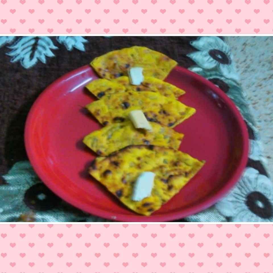 How to make Tandoori missi Roti