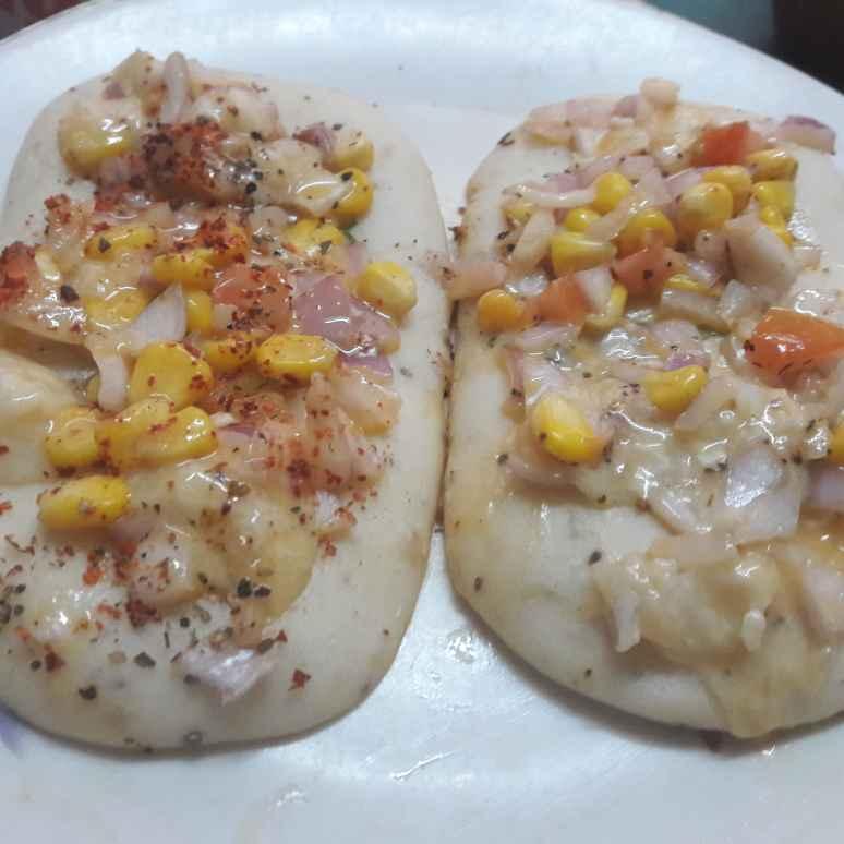 How to make Kulcha pizza