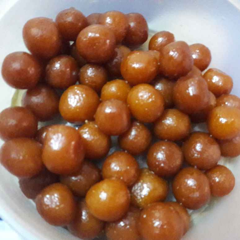 Photo of Bread ke gulab jamun by Geeta Khurana at BetterButter