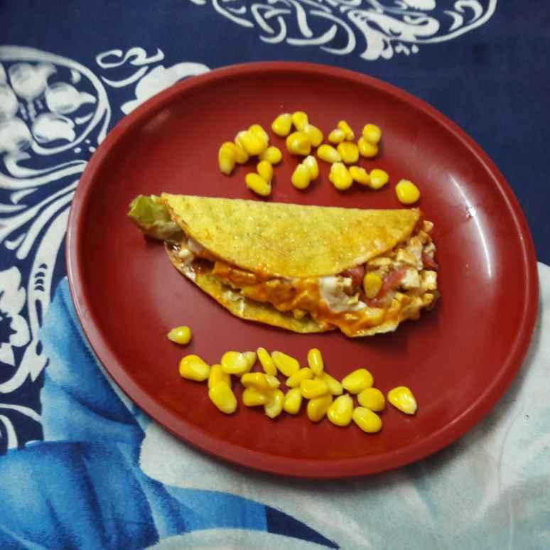 Photo of Corn paneer tacos by Geeta Khurana at BetterButter