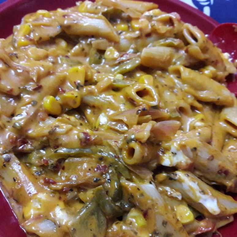 Photo of Tanduri mayo pasta by Geeta Khurana at BetterButter