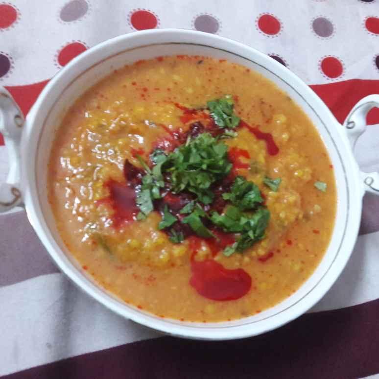 Photo of Yellow daal tadka by Geeta Khurana at BetterButter