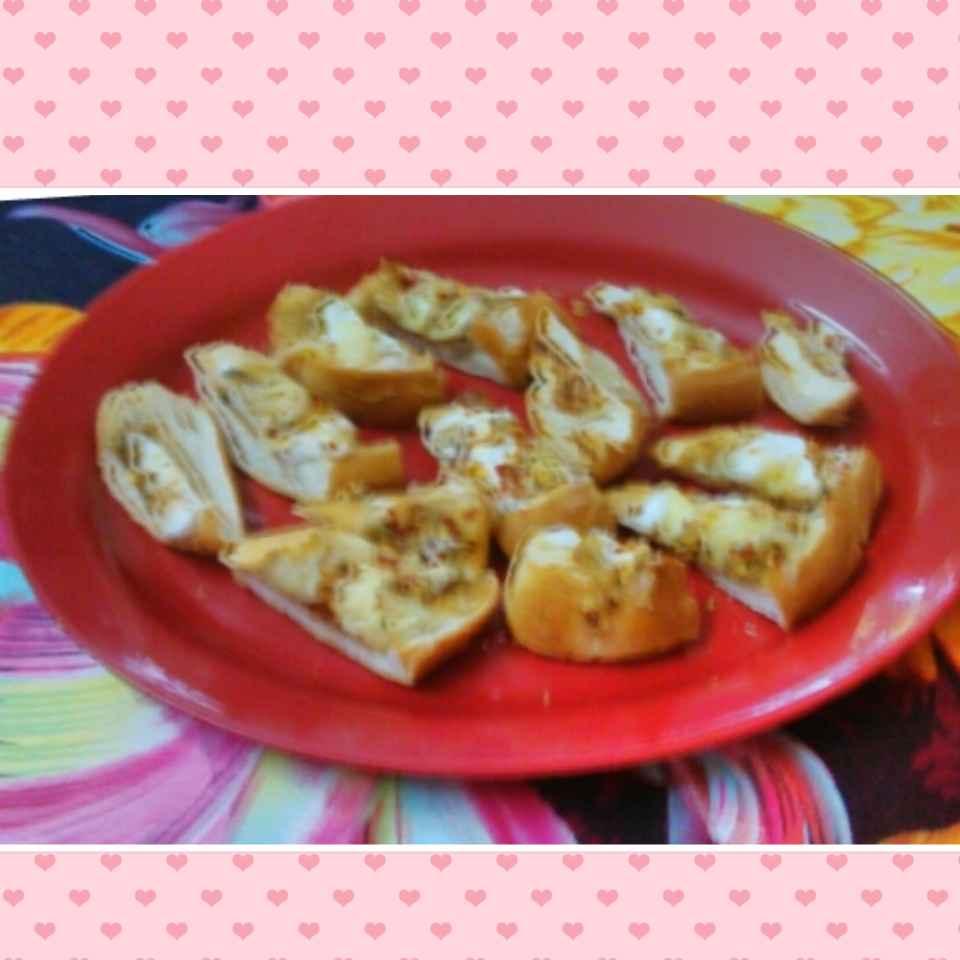 Photo of Garlic bread sticks by Geeta Khurana at BetterButter