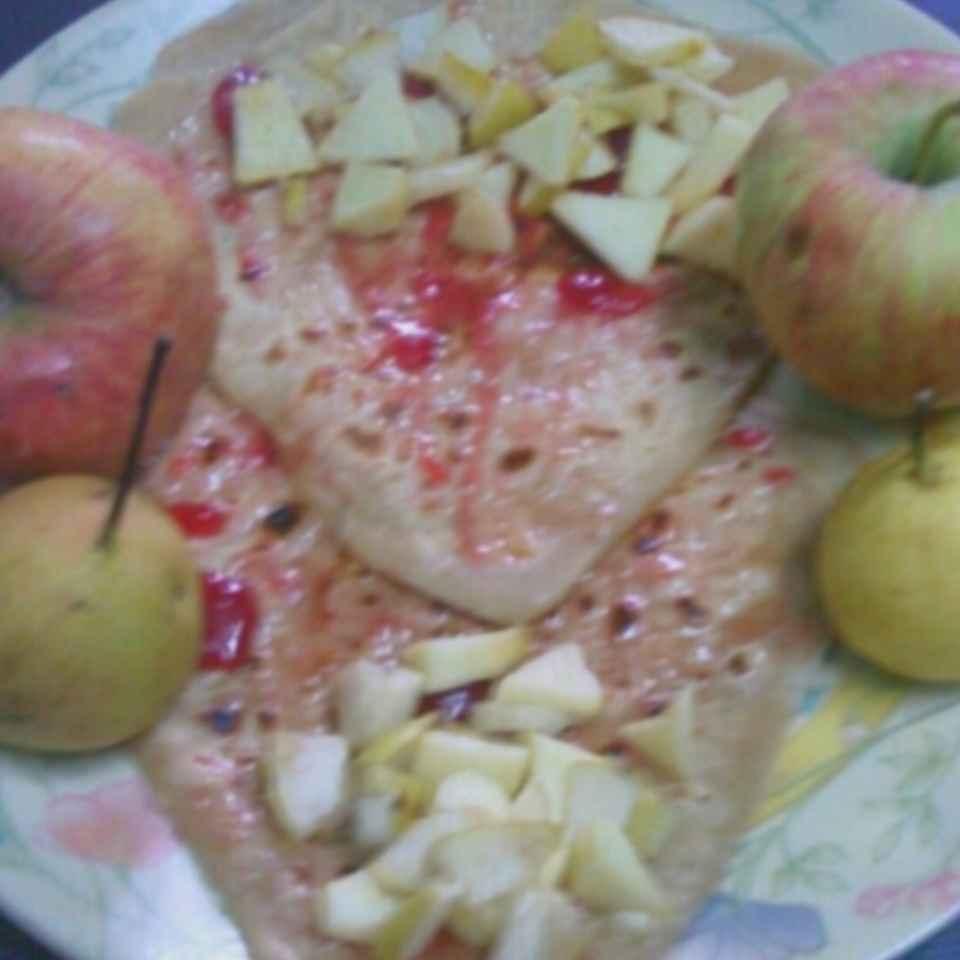 How to make Fruity Jam Roll