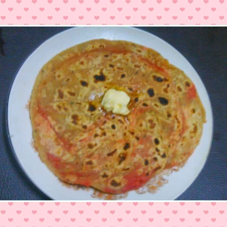 How to make Mirchi Parantha.