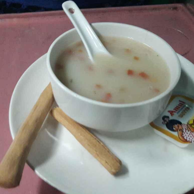 How to make Mix Veg Soup
