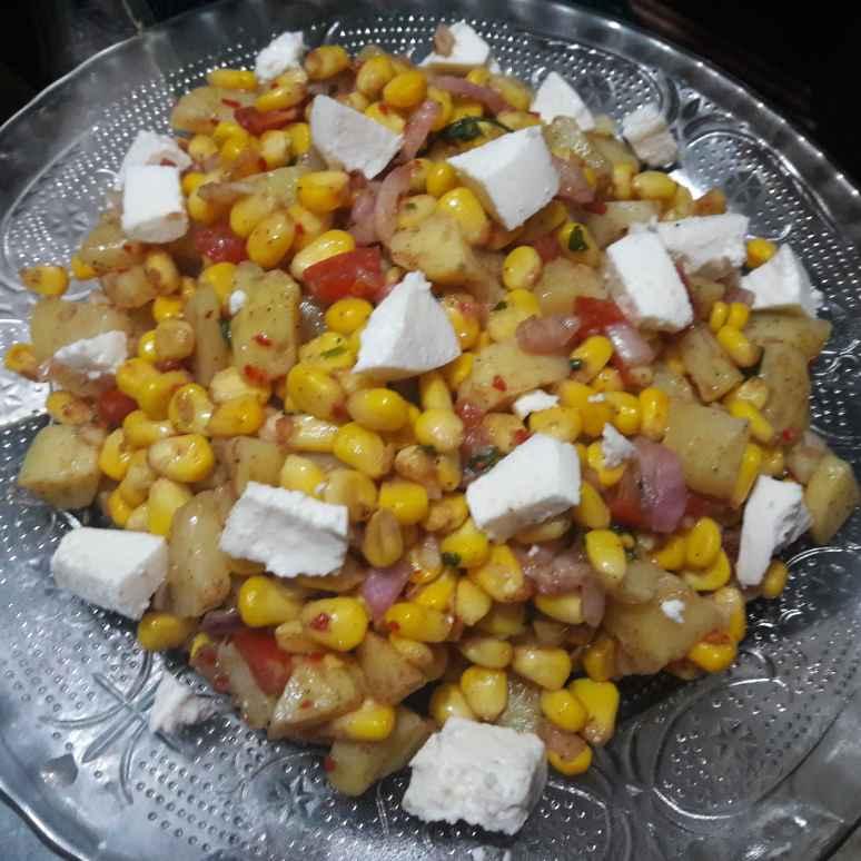 Photo of Corn Salad. by Geeta Khurana at BetterButter