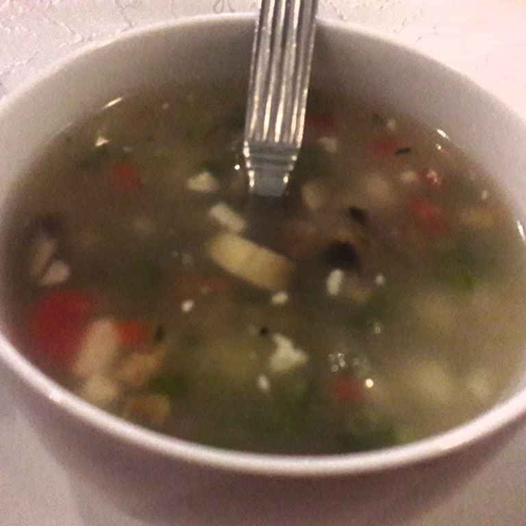 How to make Healthy Vegie Soup.