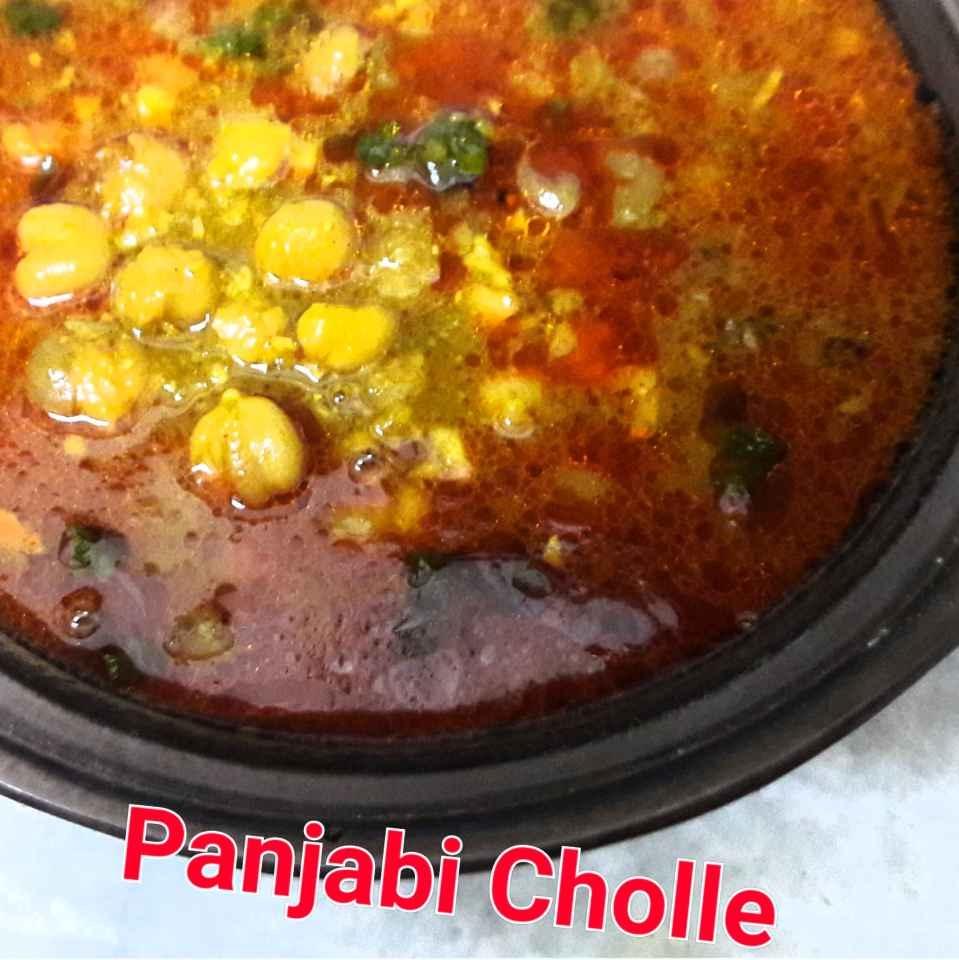 How to make Punjabi cholle gravy wale.