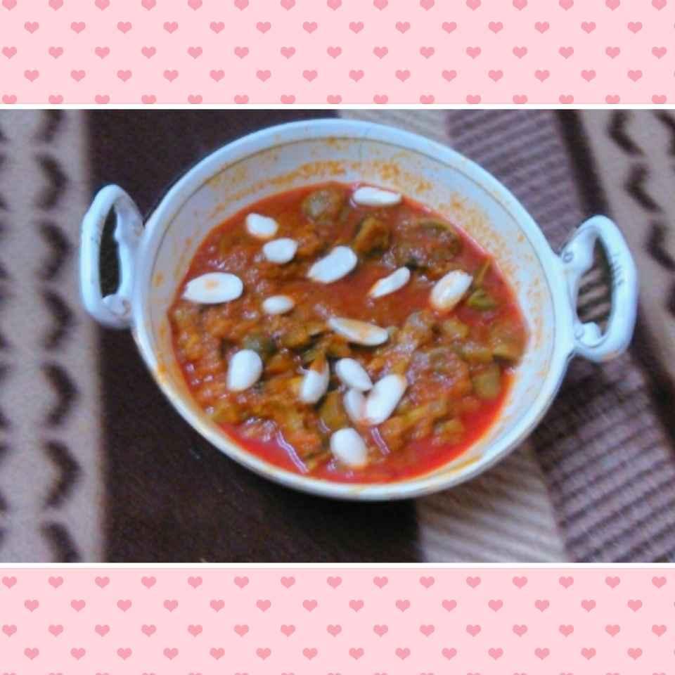 How to make Chapp Badami.