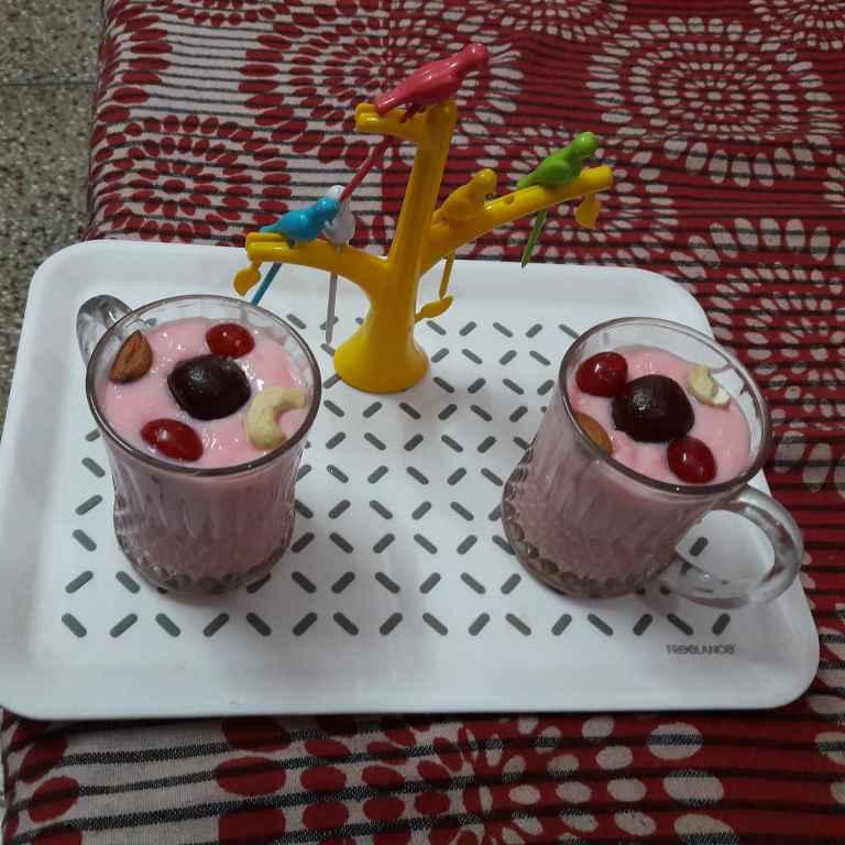Photo of Fruit Custard by Geeta Khurana at BetterButter