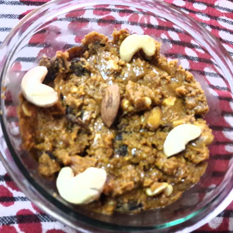 How to make Winter special Besan