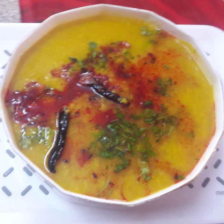 Photo of Yellow dal tadka.. by Geeta Khurana at BetterButter
