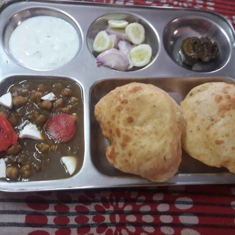 Photo of Panjabi chhole bhature by Geeta Khurana at BetterButter