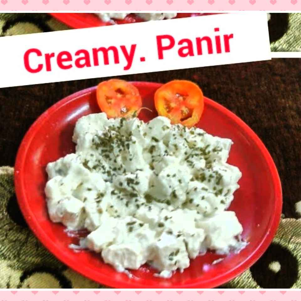 How to make Creamy Paneer