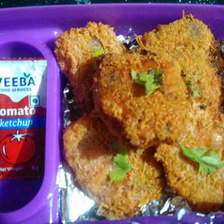 Photo of Crispy karare cutlet by Geeta Khurana at BetterButter
