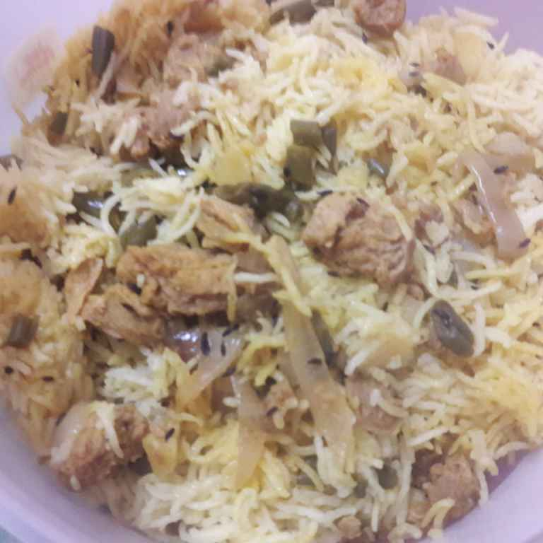 Photo of Healthy nutri pulao by Geeta Khurana at BetterButter