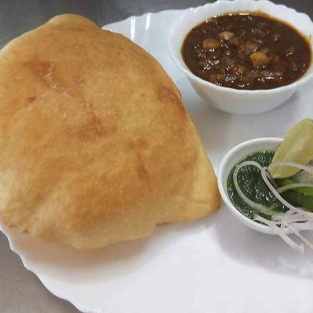 Photo of Chhole bhature by Geeta Khurana at BetterButter