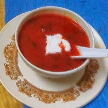 Photo of Beetroot soup by Geeta Khurana at BetterButter