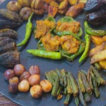 How to make तवा सब्जियां
