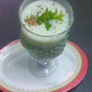 Photo of Pudina lassi by Geeta Khurana at BetterButter