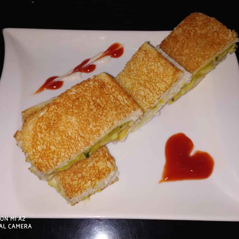 Photo of Bread btata cheese pocket by Geeta Koshti at BetterButter