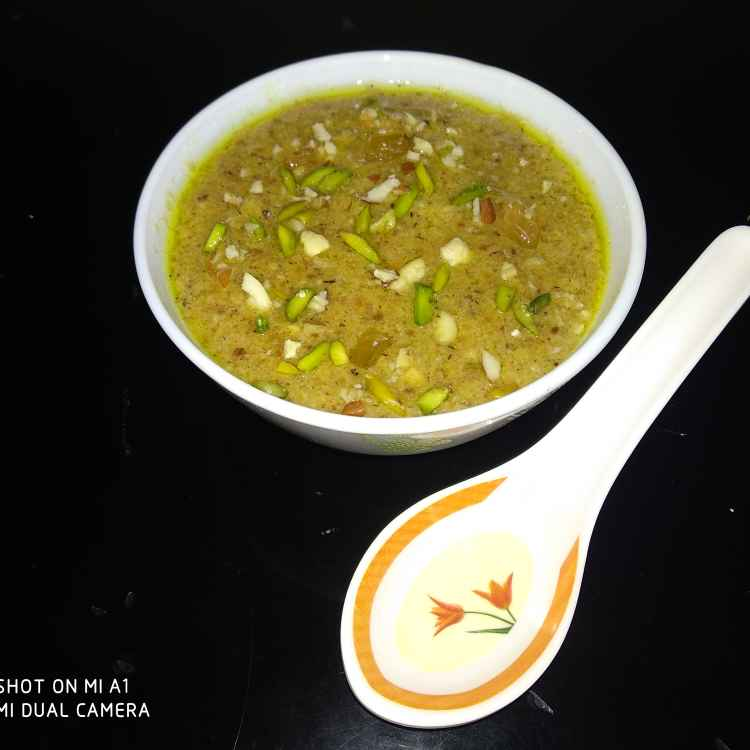 Photo of Dinkachya laduchi kheer by Geeta Koshti at BetterButter