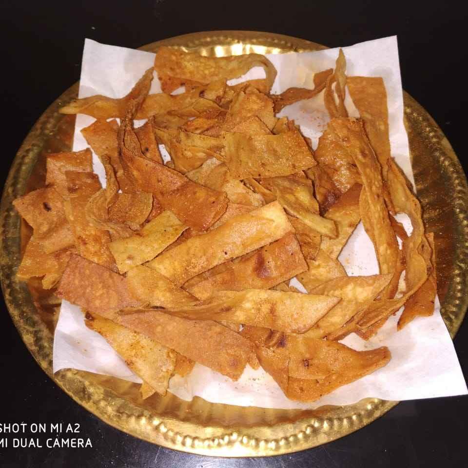 Photo of Chapatichi chorafali by Geeta Koshti at BetterButter