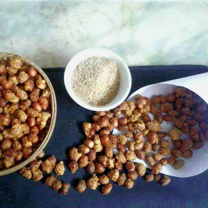 How to make Coated Peanuts