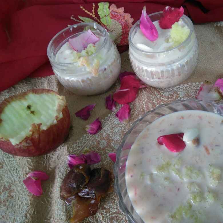 Photo of Carrot Date Apple Pudding by Geeta Sachdev at BetterButter