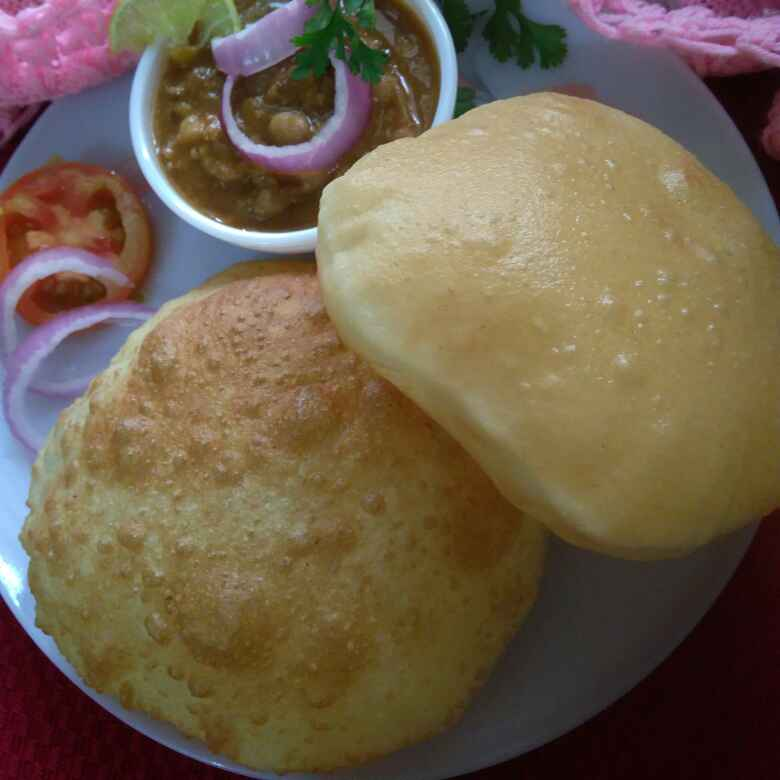 How to make BHATURE